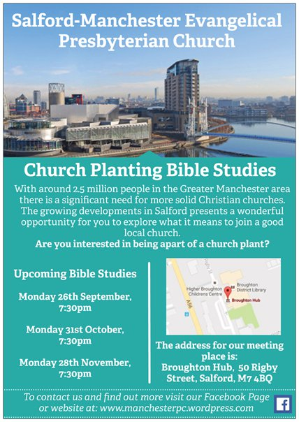 Salford-Manchester Bible Study Group